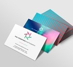 Standard Same-Day Business Cards - Upload Your Own Design