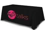 Full-Color Tablecloth 6 ft