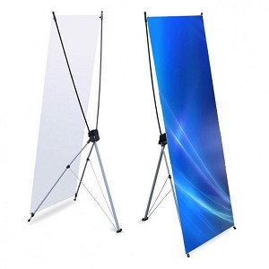 X-Frame Banner STAND ONLY